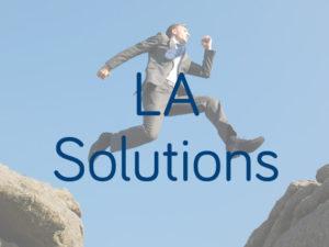 la solutions logo